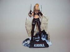 Natalia Kassle Danger Girl Action Figure Todd Mcfarlane