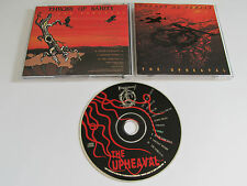 THROES OF SANITY The Upheaval CD 1995 MEGA RARE OOP ORIGINAL 1st PRESSING USA!!!