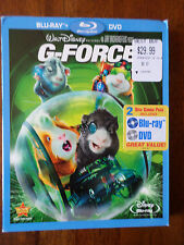 G-Force (Disney) (Blu-ray + DVD) (Blu-ray) Brand New Sealed