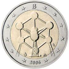 """2 €  Belgien  2006  """" Atomium """" STG"""