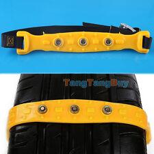Car Snow Tire Chains Beef Tendon Vehicles Wheel Antiskid TPU Chain S