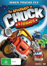 The Adventures of Chuck and Friends: When Trucks Fly NEW R4 DVD