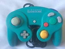 Gamecube Wii Controller Emerald Green