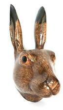 Hare Design Wall Vase by Quail Pottery country shooting or hunting gift NEW