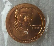 CHARLES M. SCHULZ Peanuts Bronze Medal Charlie Brown Lucy Linus Snoopy Mint