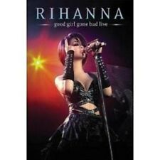 "RIHANNA ""GOOD GIRL GONE BAD LIVE"" DVD NEW+"