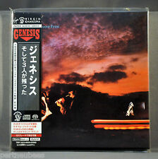 GENESIS And Then There Were Three Mini LP Hybrid SACD + DVD JAPAN TOGP-15013 NEW