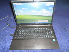 Laptop Notebook Wortmann Terra Mobile 1511 15,6 Zoll 128 GB SSD 1MB RAM Win XP
