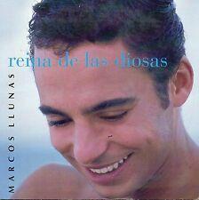 "MARCOS LLUNAS ""REINA DE LAS DIOSAS"" SPANISH PROMO CD SINGLE / DYANGO -EUROVISION"