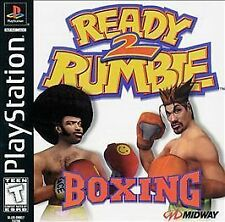 Ready 2 Rumble Boxing (Playstation) PS1 PSX PSOne