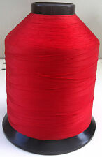 Gudebrod Nylon Rod Building Thread #624 Scarlet Red 4 oz Size B Made for Pac Bay