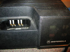 Motorola Saber Astro Radio NTN4734A/B/C Rapid Charge Battery Charger
