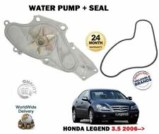 FOR HONDA LEGEND 3.5 V6 KB1 J35AB 2006-  NEW WATER PUMP KIT WITH SEAL