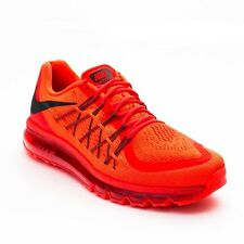 NIKE AIR MAX 2015 ANNIVERSARY PACK MENS Sz 15 724367 600 Bright Crimson