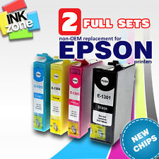 2 Full Sets of non-OEM Inks for EPSON Stylus Office SX525WD SX535WD SX620FW