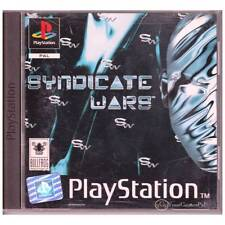 PLAYSTATION 1 SYNDICATE WARS PAL PS1 AUSSIE SELLER STRATEGY ACTION PG [LN]
