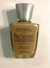 L'Oreal Feel Naturale Multi-vitamin Complex Makeup SPF 15 ( GOLDEN BEIGE ) NEW.