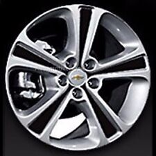 """19"""" 4D Real Carbon Wheel Mask Decal Sticker For Chevy Captiva Winstorm"""