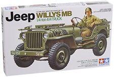 Tamiya 1:35 Jeep Willys MB 1/4 Ton 4x4 Truck