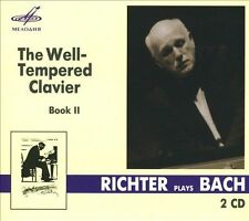 Well-Tempered Clavier Book II, New Music