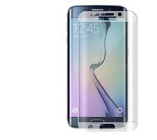 3D TEMPERED GLASS Front & Back Screen Protectors Film -Samsung Galaxy S6 Edge