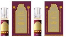 2 Al Sharquiah 6ml by Al Rehab Best Seller Perfume/Attar / Ittar 2x6ml