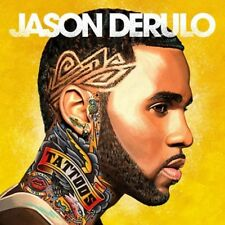 Tattoos - Jason Derulo CD Sealed New