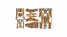 Upgrade RC Hunter Orange Camo AP Hyper Skin Blade 350 QX Decal Sticker UPG7117