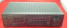 Kenwood KA-87 Integrated Amplifier 7 Band Equalizer, Phono, 100Wx2 - Refurb
