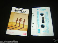 THE SHADOWS 20 GOLDEN GREATS 2ND PRESS AUSTRALIAN CASSETTE TAPE
