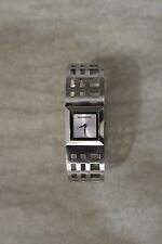 Original BURBERRY Quartz  Ladies Cuff Band Watch BU4703