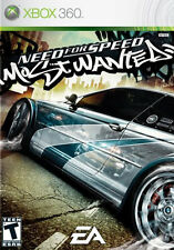 Need for Speed: Most Wanted 2008 Platinum Hits Xbox 360 New Xbox 360