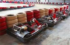 Indoor Go Kart Track BUSINESS PLAN + MARKETING PLAN =2 PLANS!