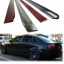 PAINTED FOR AUDI A4 B6 S4 COLOR #LY9B ROOF WINDOW SPOILER 2005 ◣
