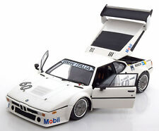 Minichamps BMW M1 E26 Procar Winner Zolder de Angelis 1979 #60 1/18 LE of 402