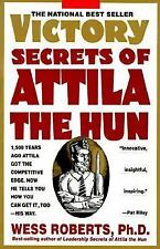 Victory Secrets of Attila the Hun, Roberts, Wess, Good Book