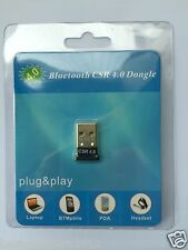 New Bluetooth 4.0 USB dongle adapter for all PC Win XP / Vista / Win7 / Win8