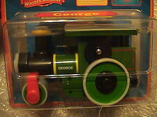 Thomas And Friends Wooden Railway Retired  (George) the steamroller NIP 2005
