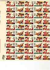 Scott # C-109-12 . 35 Cent   Air Mail... Olympics....Sheet of  50