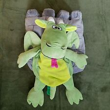 Happy Nappers Perfect Play Pillow Green Dragon Castle