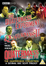 QUATERMASS - THE COMPLETE - DVD - REGION 2 UK