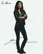 GRACE PARK Autographed Signed Photograph - To Ann