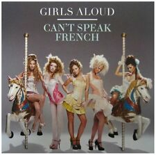 GIRLS ALOUD-  CAN'T SPEAK FRENCH --   5 TRACK  --CD SINGLE --  NEW !