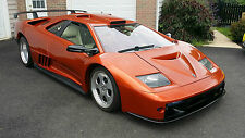 Replica/Kit Makes 1999 Lamborghini Diablo GT-R replica