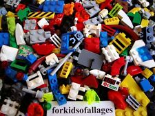 100 Lego Small & Tiny Pieces Bulk Lot Random Bricks Accent/Detail Parts Hinges+
