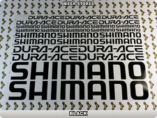 SHIMANO Stickers Decals Bicycles Bikes Cycles Frames Forks Mountain MTB BMX 59I