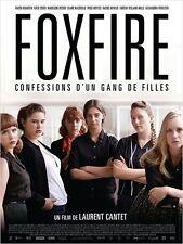 Affiche 120x160cm FOXFIRE, CONFESSIONS D'UN GANG DE FILLES (2013) Cantet TBE