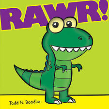 RAWR!, Doodler, Todd H., New condition, Book