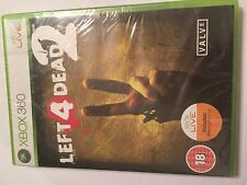 BRAND NEW GAME  LEFT 4 DEAD 2 / II FOR PAL XBOX 360 BNIB SEALED