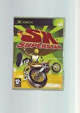 SX SUPERSTAR - ORIGINAL XBOX GAME / 360 COMPATIBLE - FAST POST - COMPLETE